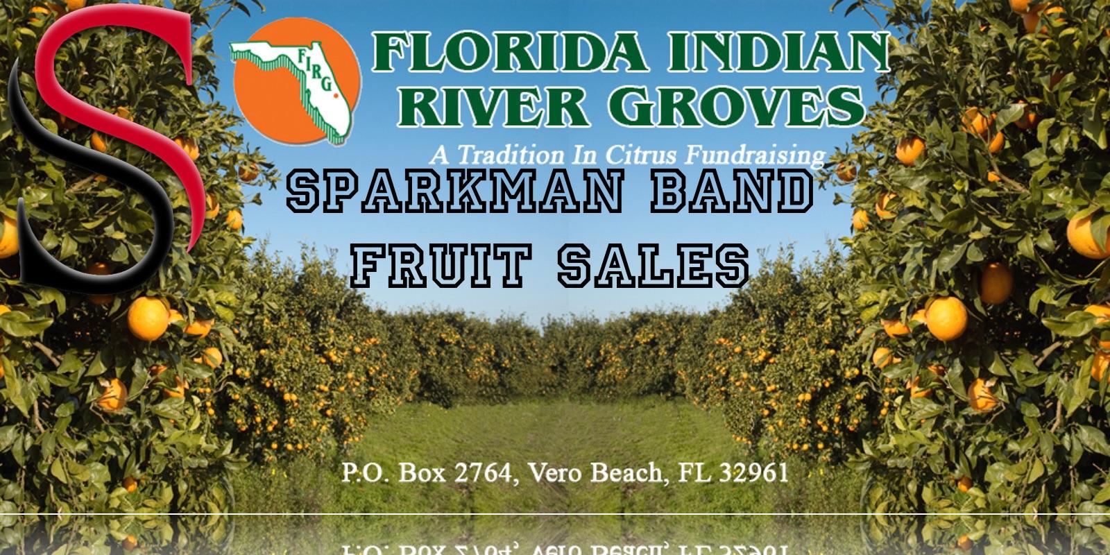 2018 SHS Band Fruit Sale