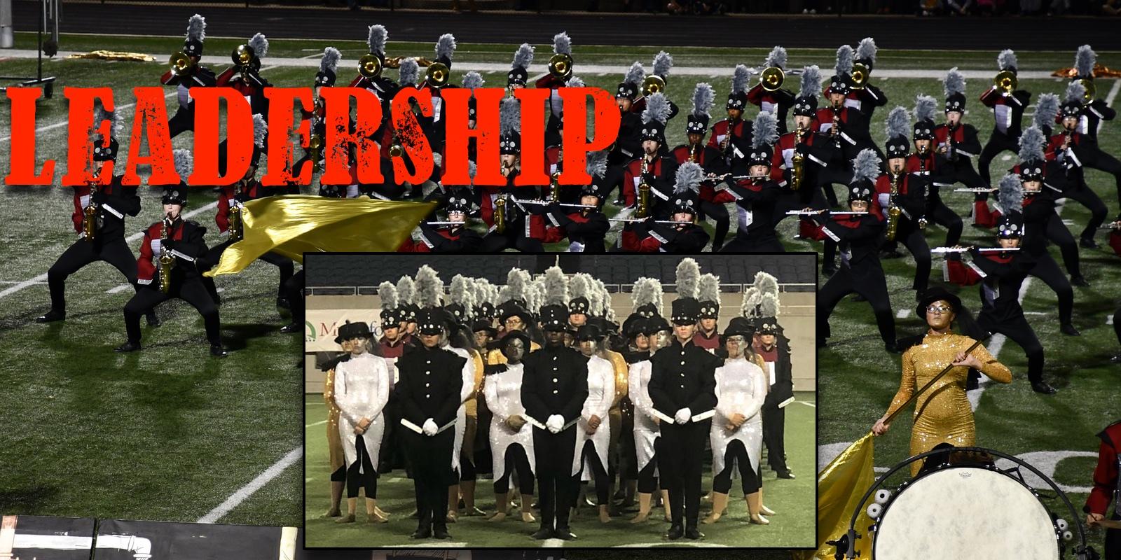 2020 Band Leadership